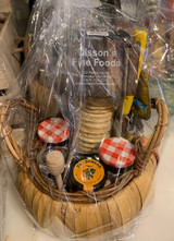 Cheese Accompaniment Basket with Olsson's Gift card