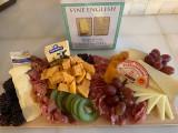 Gluten Free Cheese Board