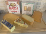 Lactose Free Cheeseboard Box