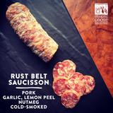 Smoking Goose Rust Belt Saucisson 6-8 oz