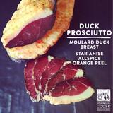 Duck Prosciutto 4 oz.