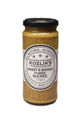Kozlik's Sweet and Spicy Mustard