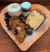 Valentine's Day Plate for 2