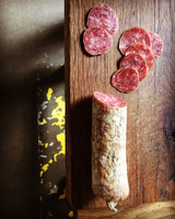 Smoking Goose Spruce and Candy Salame