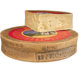 Bitto DOP Cheese from the Alps of Italy