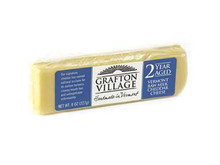 Grafton 2 Year Cheddar Pre-packaged 8 oz
