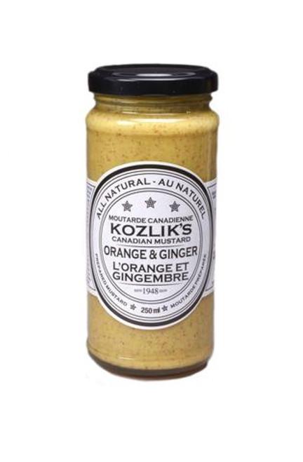 Kozlik's Orange Ginger
