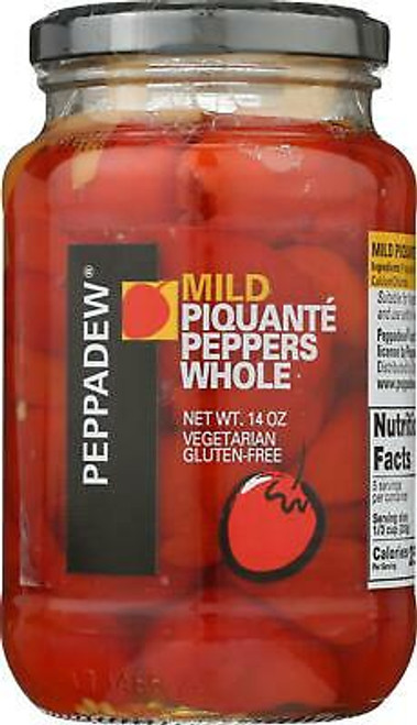 Peppadew - Mild Whole Piquante Peppers Whole