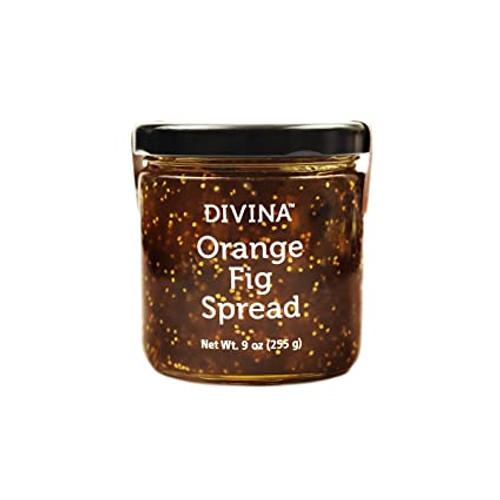 Divina Orange Fig Spread