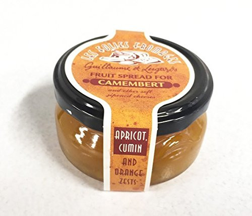Les Folies de Fromages Apricot and Cumin