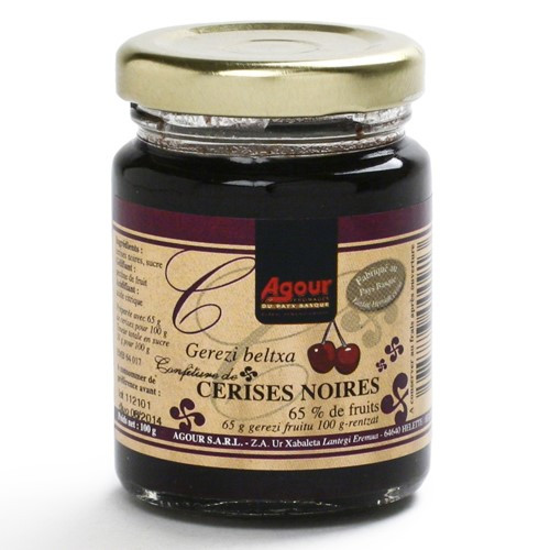 Agour Dark Cherry Jam