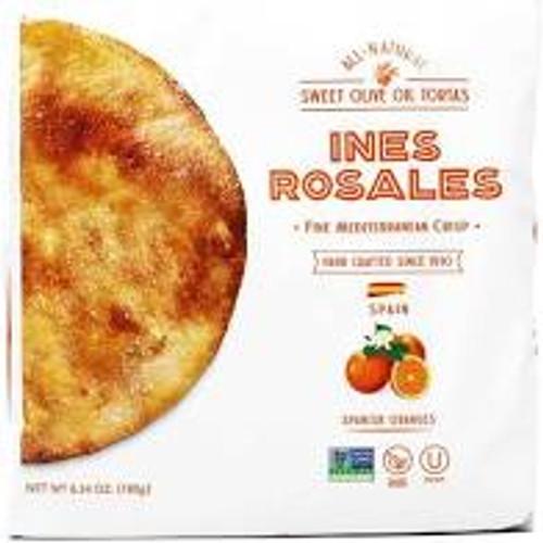 Orange Ines Rosales Tortas
