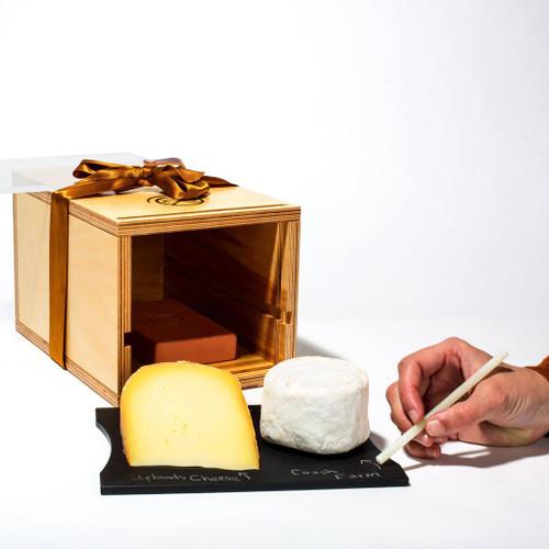 Cheese Grotto Mezzo, Black