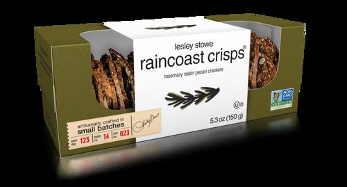 Lesley Stowe Raincoats Rosemary Raisin Pecan 6 Oz