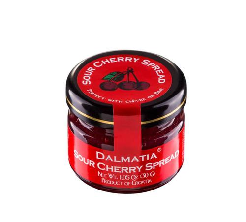 Dalmatia Sour Cherry Spread Mini 1 Oz