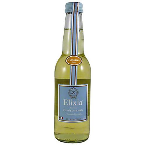 Elixia French Sparkling Lemonade with a hint of lemon 11 Oz