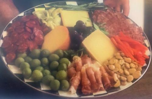 Italian Charcuterie Platter
