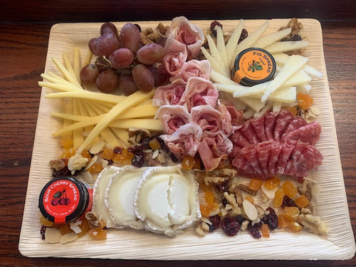 Medium Meat and Cheese Platter