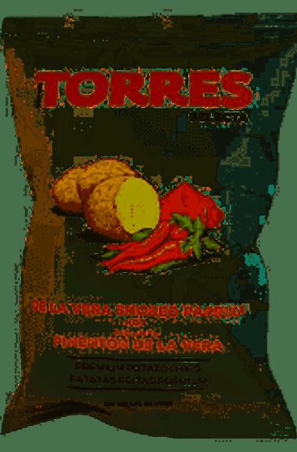 Torres Hot Paprika Chips