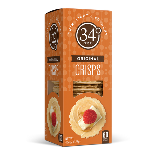 34 Degrees Original Crispbread