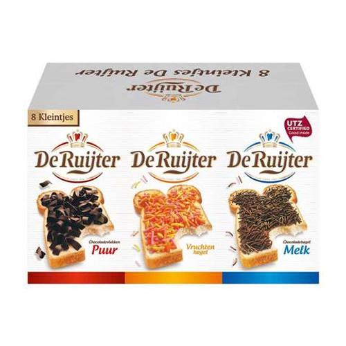 De Ruijter Mini Assorted Sprinkles (Hagelslag Puur)