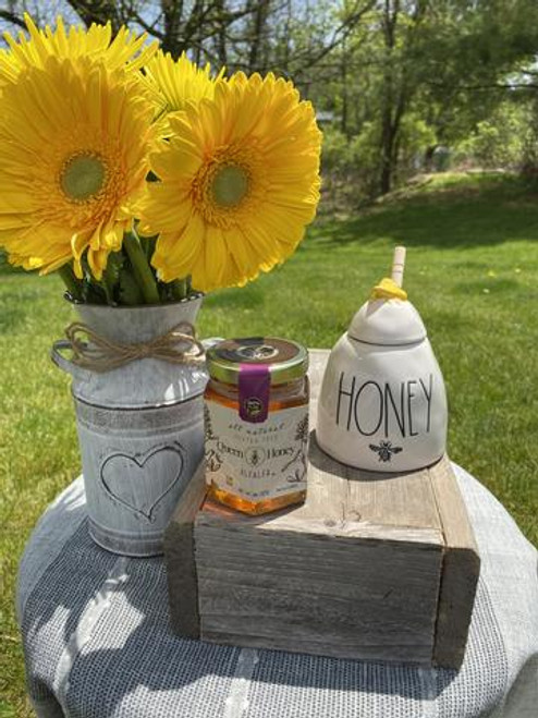 Queen Honey - Alfalfa 1.75 oz.
