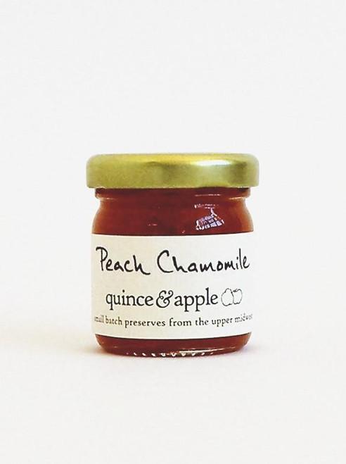 Quince and Apple - Peach Chamomile Preserve