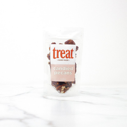 Treat - Candied Pecans