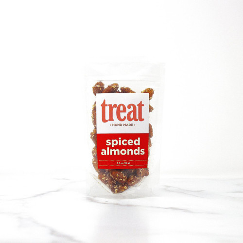 Treat - Spiced Almonds