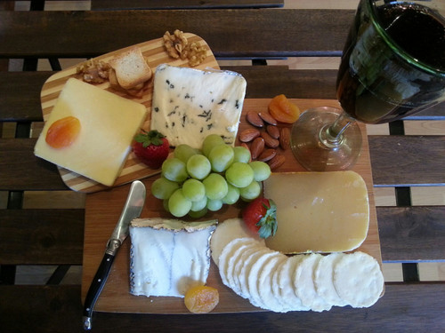 The American Cheese Board