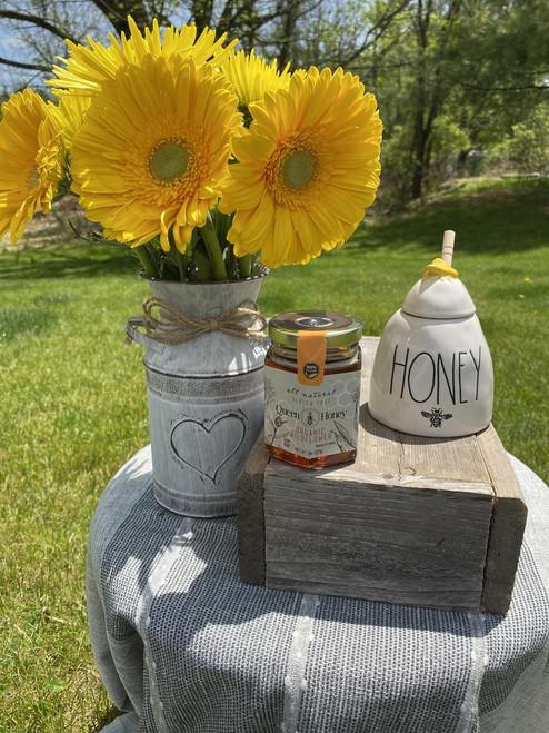 Queen Honey - Organic Wildflower 8oz