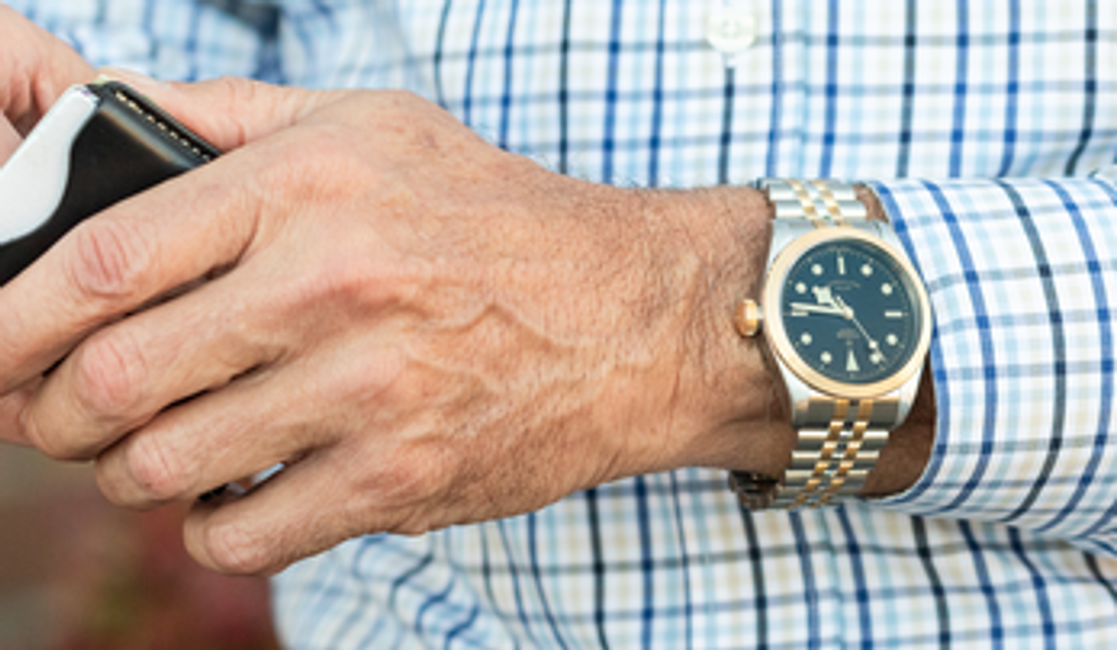 The History of Tudor Watches