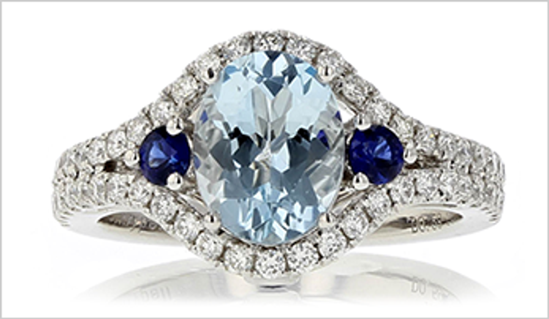 Aquamarines: The Meaning of March's Birthstone