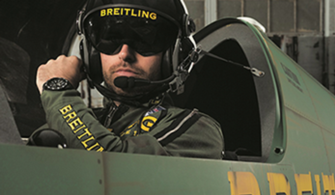 This Timepiece Begs For Exploration: The Breitling Colt Skyracer