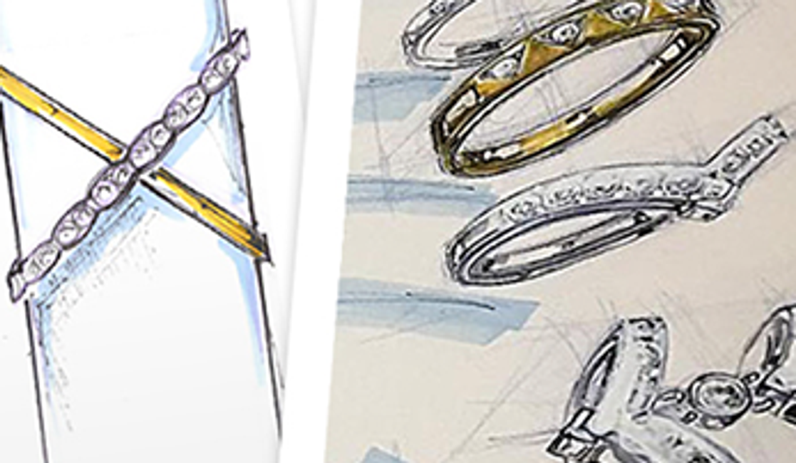 Design Your Own Wedding Band in 4 Steps