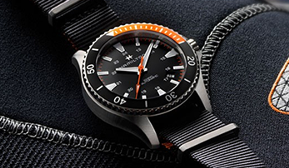 Our Top 4 Waterproof Watches for Summer's Hottest Month