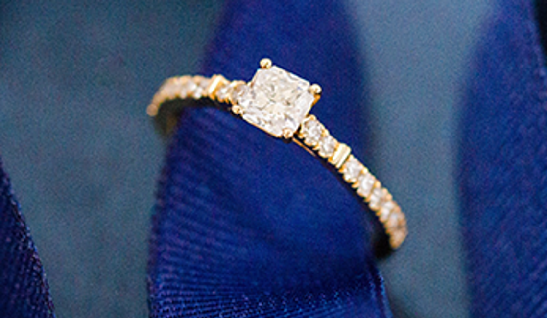 How to Upgrade Your Engagement Ring Without Feeling Guilty