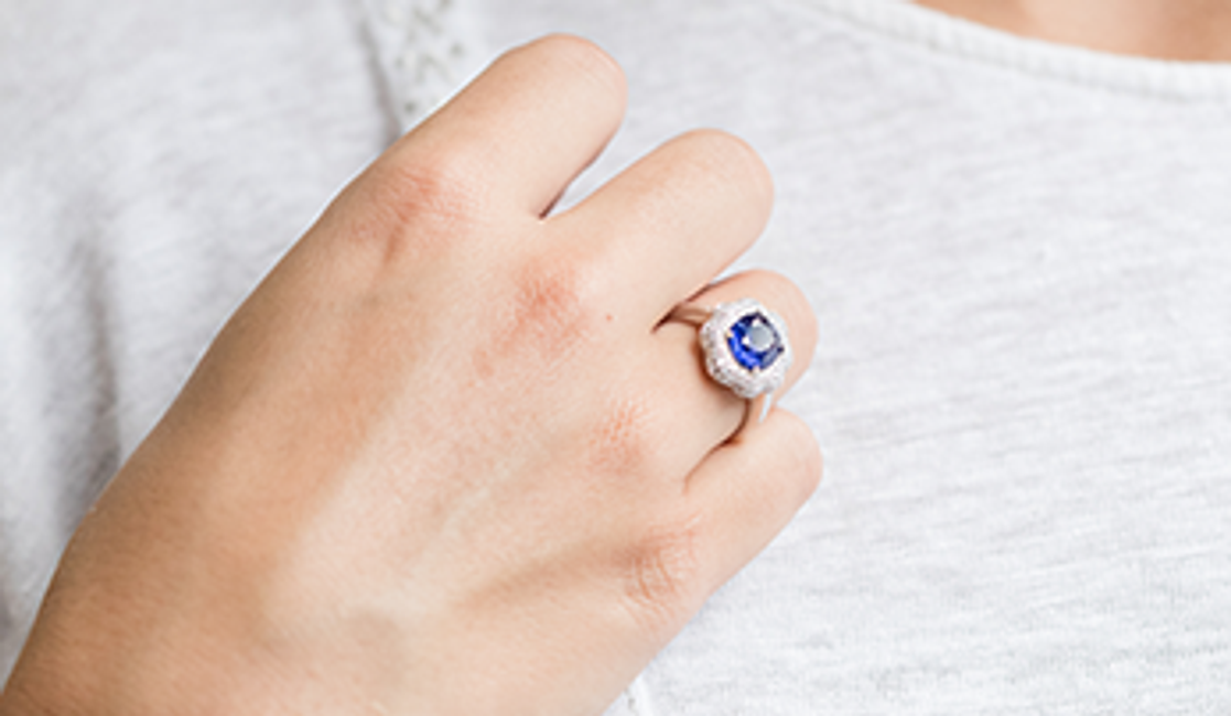 The History and Meaning Behind September's Birthstone: Sapphire