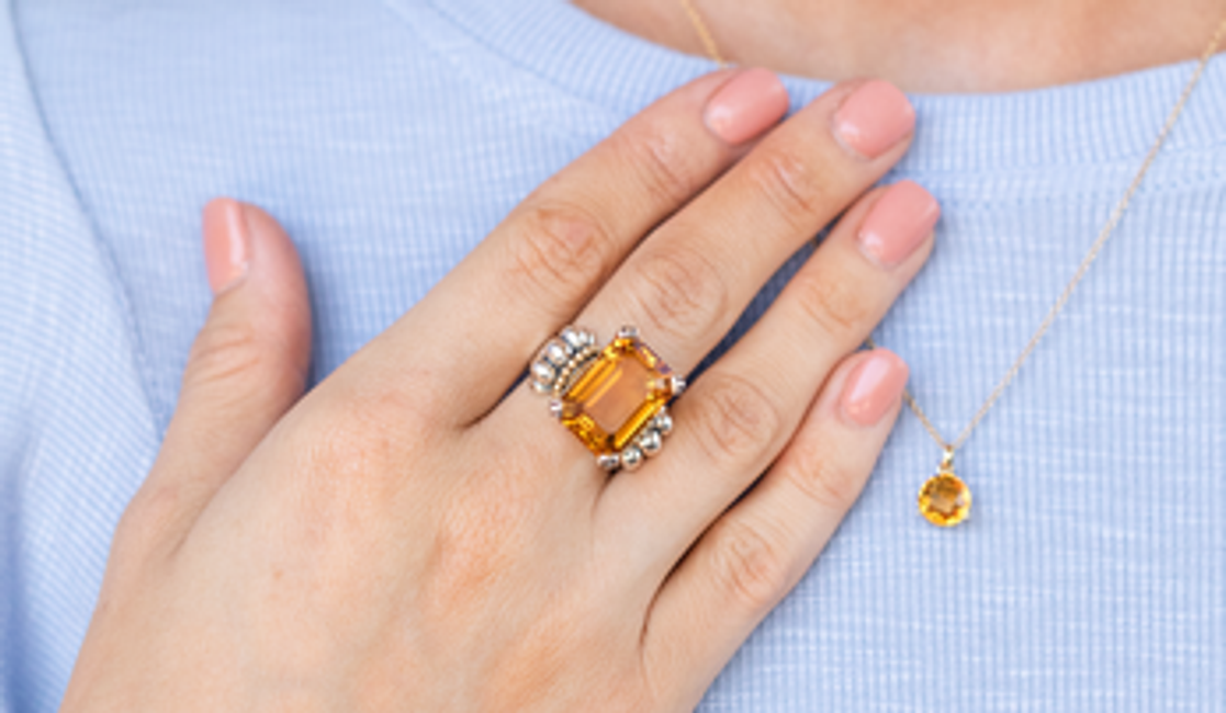 The Lore of Citrine