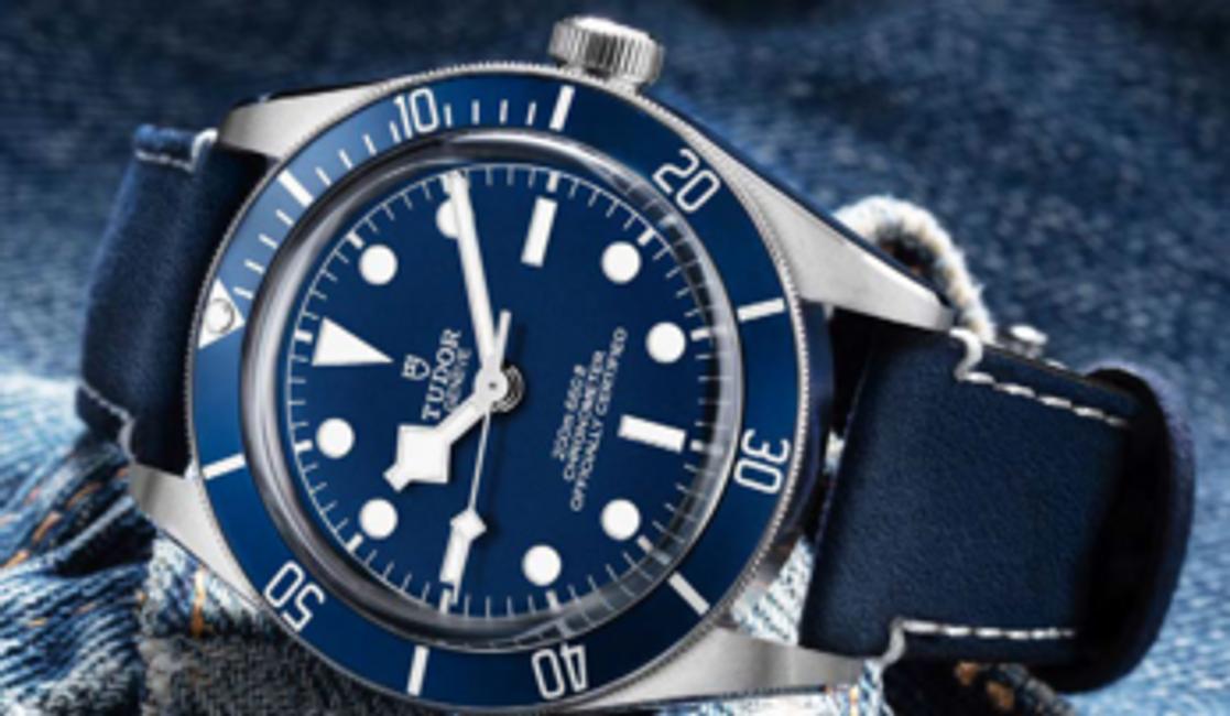 Meet the Tudor Heritage Black Bay Fifty-Eight, Navy Blue