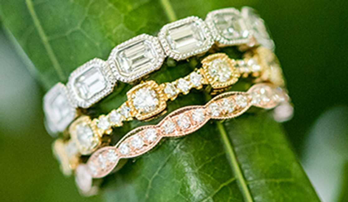 The Best Way to Personalize Your Wedding Rings