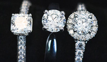 Pinterest Worthy Engagement Rings by Brands We Carry