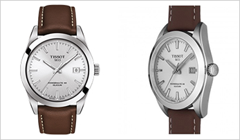 Introducing Tissot's Gentleman with the Powermatic Movement