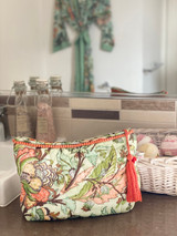 Mint Garden Toiletry Bag MIN of 2