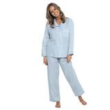 Grey Linen PJ Set