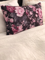Midnight Garden Quilted Cushion Cover (Min of 2)