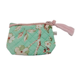 Blossom Mint Toiletry Bag (Minimum of 2)