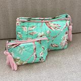 Blossom Mint Toiletry Bag (Minimum of 2)
