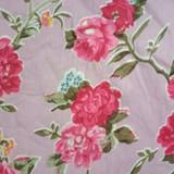 Lilac Rose Cotton Pants