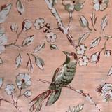 Blossom Peach Cotton Lounge Pants